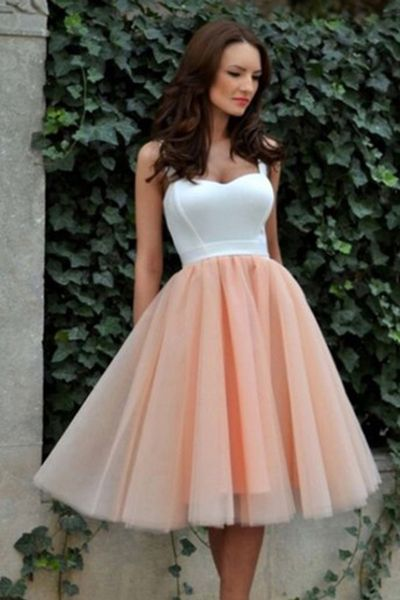 Charming Knee-Length Homecoming Dress,Sexy Party Dress,Charming Homecoming Dress,Graduation Dress,Homecoming Dress ,H110